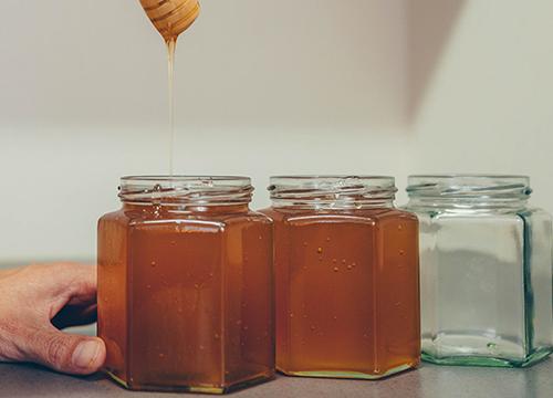 Honing uit de imkerij