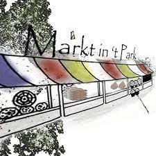 Markt in 't Park te Landen